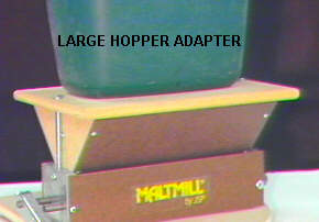 Large Hopper Adapter