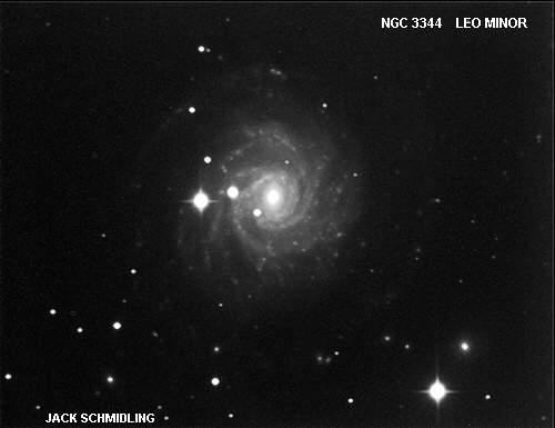 Galaktyka NGC3344.